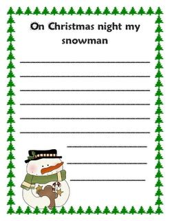 My favorite winter activity essay